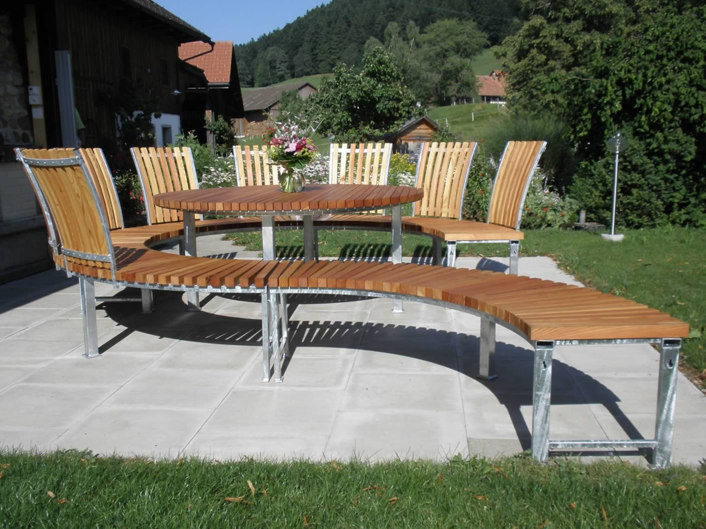 Möbel aus Qualitätsholz